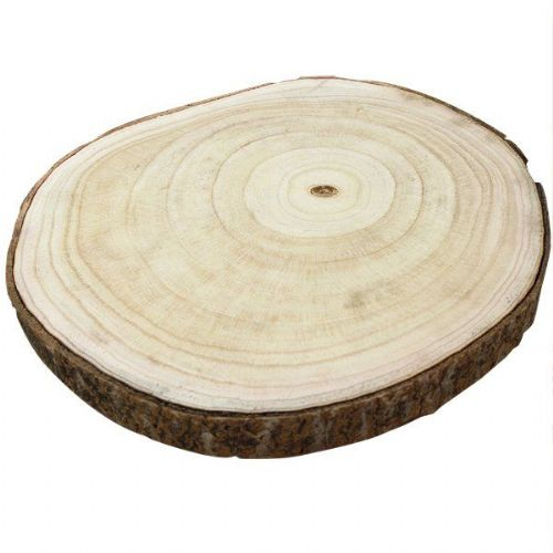 Rustic Country Wooden Slice Centerpiece (each)